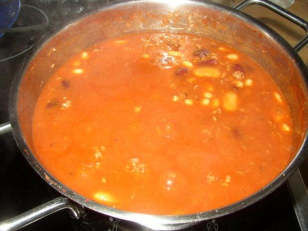 Chilli con Carne á la Sylvia - Rezept - Bild Nr. 2