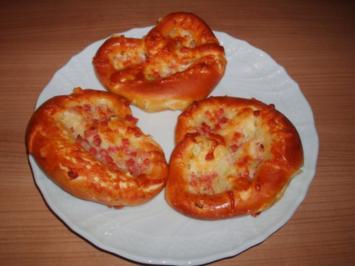 Käse-Brezen - Rezept