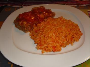 Beilagen: Scharfer Brat-Reis - Rezept