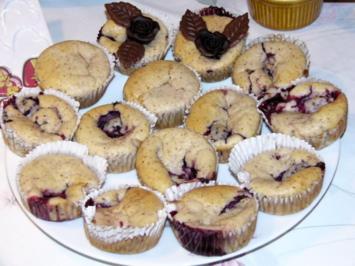 Himbeer-Joghurt-Muffins - Rezept