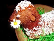 Kuchen: Orangen-Rosmarin-Lämmer - Rezept