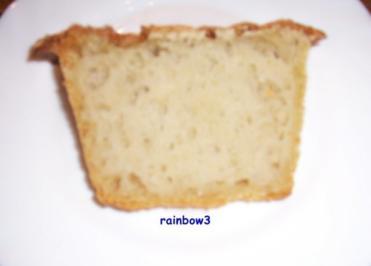 Backen: Toastbrot - Rezept