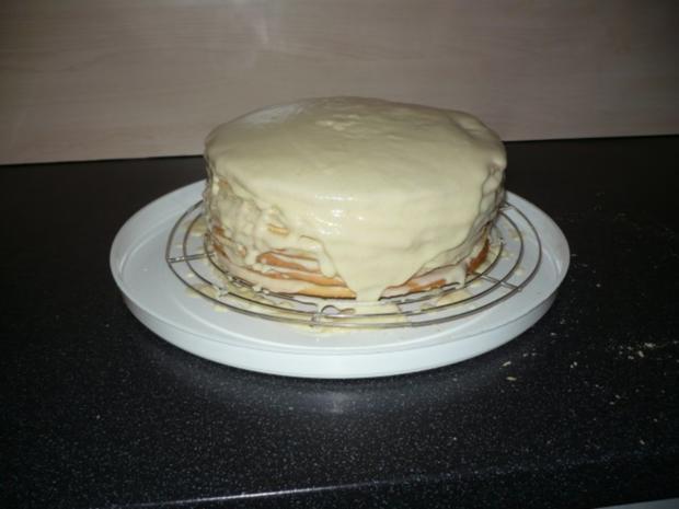 Napoleon Kuchen Rezept Mit Bild Kochbar De