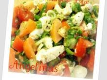 Tomaten- Mozzarella- Salat - Rezept