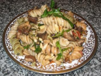 Nudelsalat ala italiana - Rezept