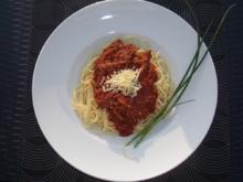 Italienische Ragout-Sauce - Rezept