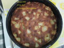 Kuchen: Moni's schneller Versunkener Apfelkuchen - Rezept