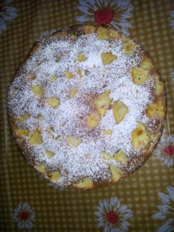 Kuchen: Moni's schneller Versunkener Apfelkuchen - Rezept - Bild Nr. 2