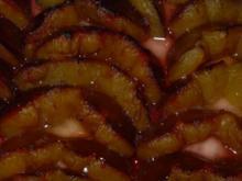 Omas Pflaumenkuchen vom Blech (Quark-Öl-Teig) - Rezept