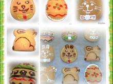 Kuchen: Osterhase und Co - Rezept
