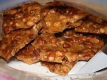 Peanut Brittle - Rezept