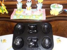 Osterküchlein und Muffins - Rezept