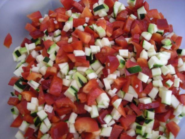 Griechischer Nudelsalat - Rezept - Bild Nr. 2