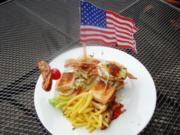 Club-Sandwich-USA - Rezept