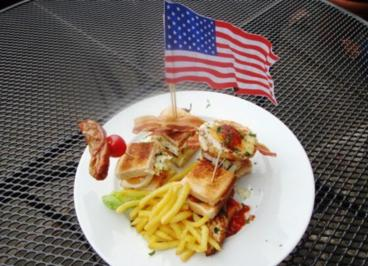 Club-Sandwich-USA - Rezept
