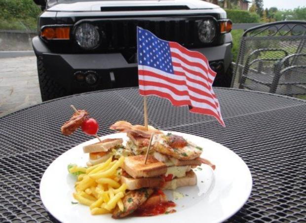 Club-Sandwich-USA - Rezept - Bild Nr. 3