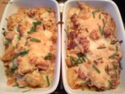 Aufläufe/ Überbackenes: Bratkartoffel Töpfchen - Rezept
