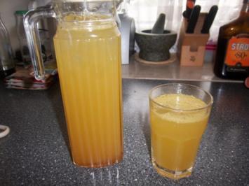 Schnelle Limonade - Rezept