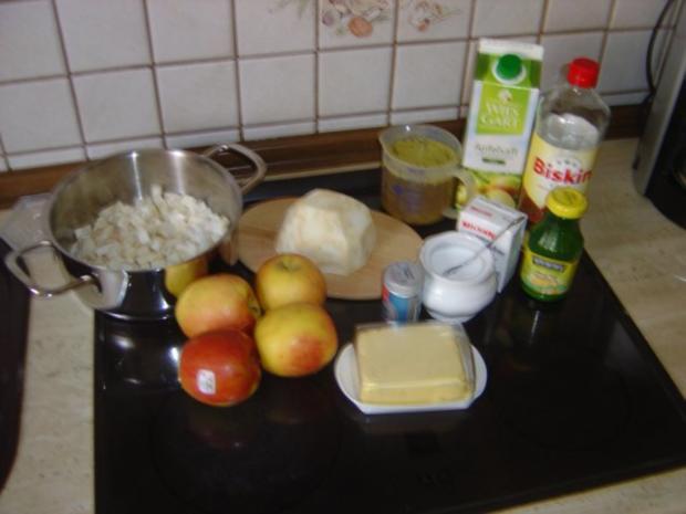 Sellerie-Apfel-Suppe - Rezept - Bild Nr. 2