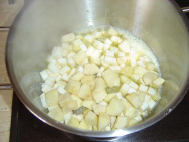 Sellerie-Apfel-Suppe - Rezept - Bild Nr. 4