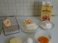 Nusskuchen - Rezept