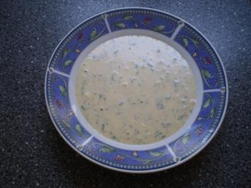 Grüne Soße - Grie Sooß, hessische Kräutersauce - Rezept