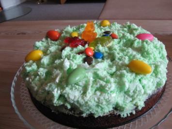 Rezept: Limetten-Schmand-Kuchen