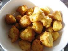 Brandteig- Kartoffeln - Rezept