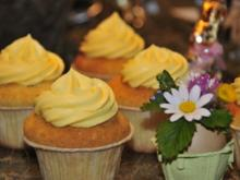 Limoncello-Cupcakes - Rezept