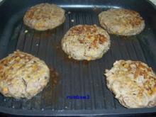 Kochen: Frikadellen mit roten Linsen - Rezept