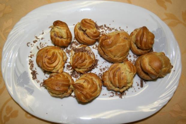 Stracciatella Ofenküchlein - Rezept