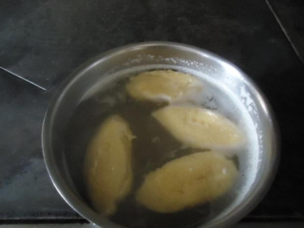 Grießflammerie - Nockerl - Rezept - Bild Nr. 3