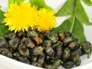 Löwenzahn Oliven - Rezept