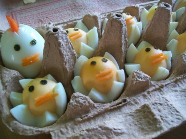 Hühnerfamilie - Rezept - Bild Nr. 2