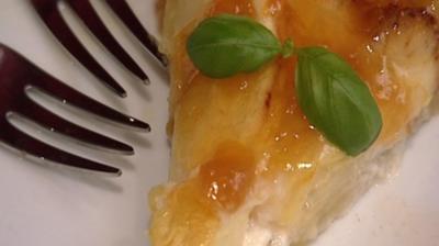 Applecake à la Granny Schlehdorn (Karim Maataoui) - Rezept