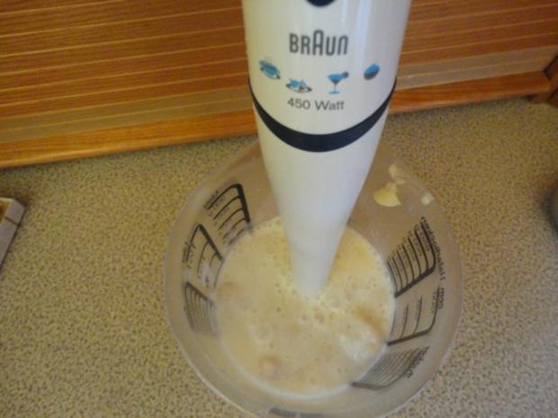 Bananen Eis - Rezept - Bild Nr. 4
