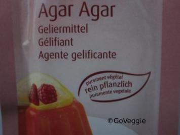 Agar-Agar statt Gelatine - Rezept