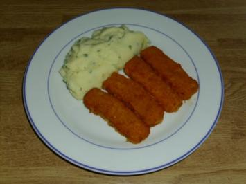 Kartoffel-Schnittlauch-Pürre - Rezept