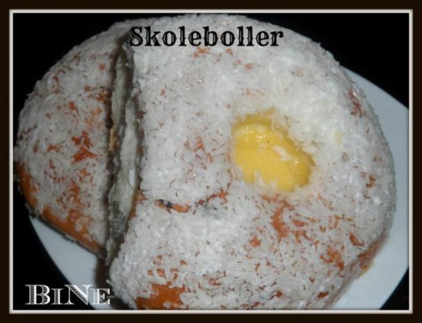 BiNe` S SKOLEBOLLER - NORWEGISCHE SCHULBÆLLE - Rezept - Bild Nr. 2