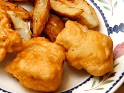 Fish 'n' Chips - Rezept