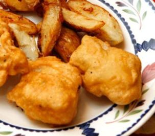 Rezept: Fish 'n' Chips