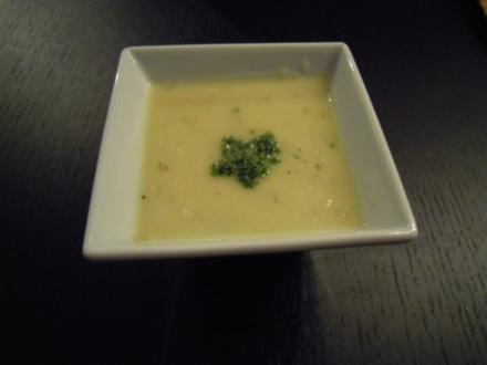 Petersilienwurzel - Suppe - Rezept