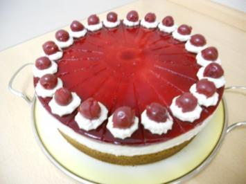 TORTE - Rotkäppchen-Torte - Rezept