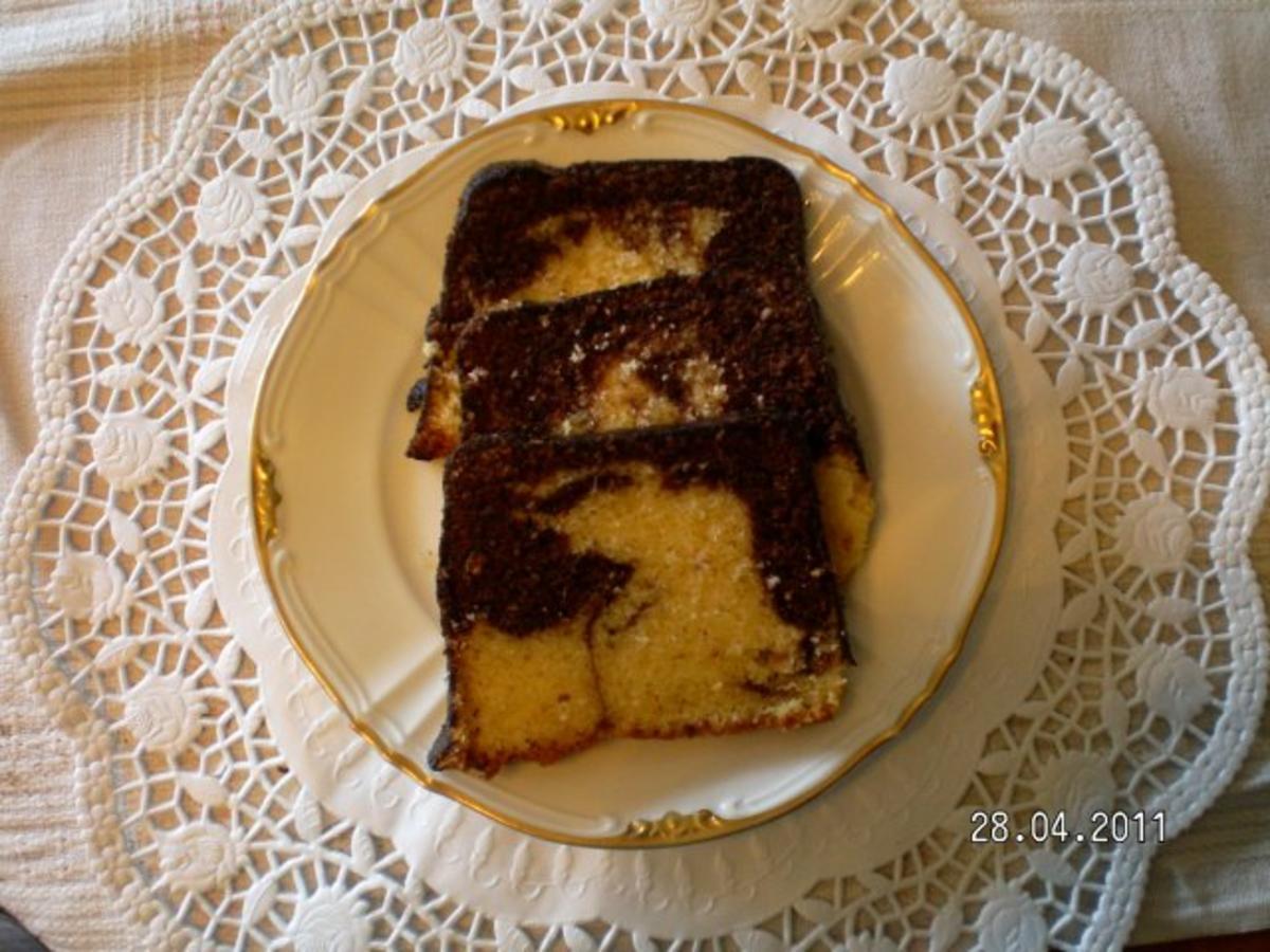 Marmorkuchen Rezepte Kochbar De