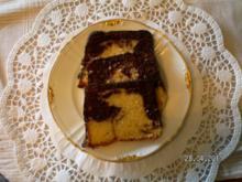 Marmorkuchen mit Nutella - Rezept