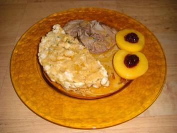 Rezept: Putenrollbraten aus Mami´s Küche