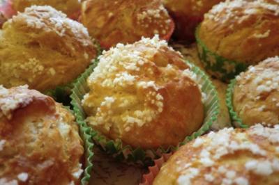 Laugen-Muffins - Rezept