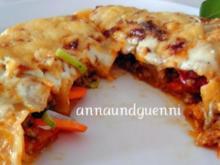 gefüllte Cannelloni aus dem Ofen - Rezept