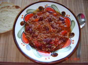 Rezept: Eintopf : Chili con carne