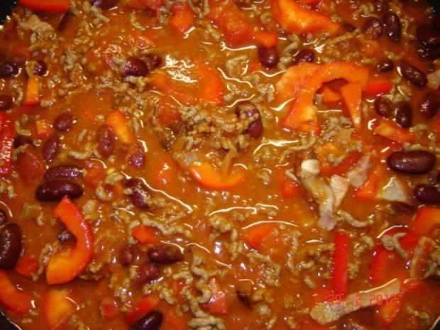Eintopf : Chili con carne - Rezept - Bild Nr. 7